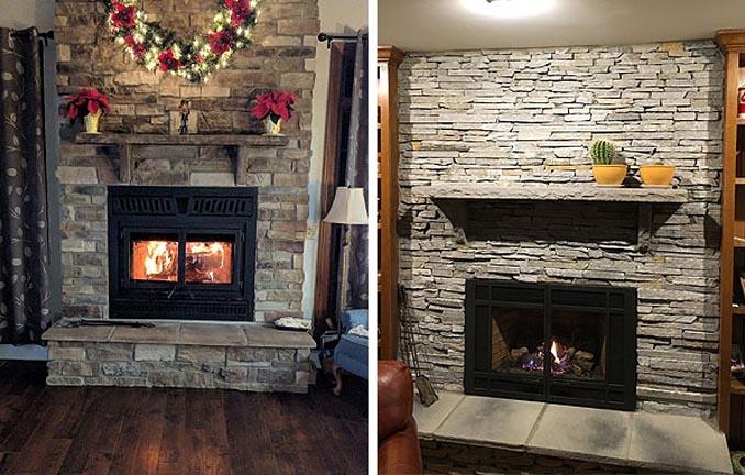 Unique Wood Burning Fireplace Vents