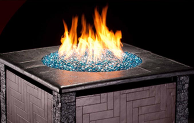 Hargrove gas fire pit