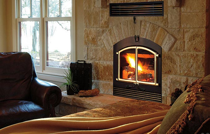 Kozy heat fireplaces for Isokern fireplace inserts