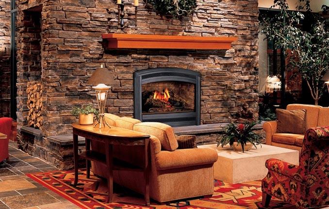 Lennox lss35 masonry fireplace